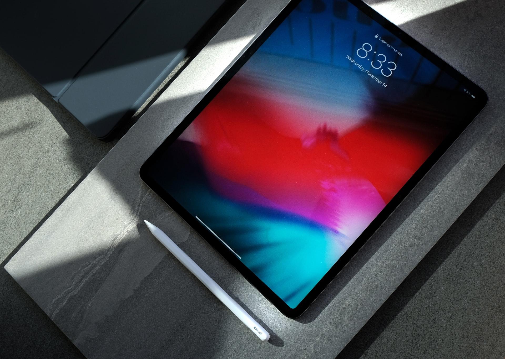 francois hoang gYVNvRygCUw unsplash - Beskyt din iPad mini med et smart cover